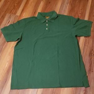 The Foundry Supply Co. Polo shirt